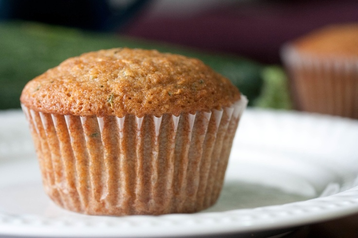 Zucchini Muffins | BigFatBaker.com Recipes | Pinterest