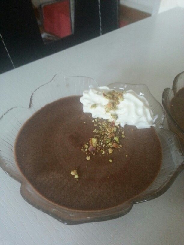 Real Chocolate Mousse Recipe — Dishmaps