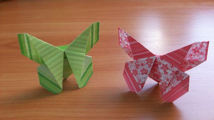 Оригами своими руками простые