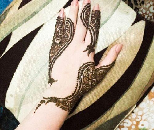 Khaleeji Henna Mehndi Design : Khaleeji henna mehendi pinterest
