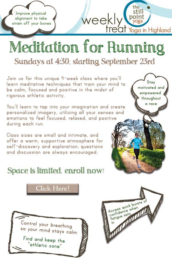 Meditation for Runners