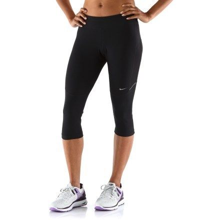 Luxury Nike Just Keeps Making Their Womens Pants More Comfortable With DriFIT Waffle Knit Fabric, The Nike Womens Classic Knit Capri Is No Exception The Best Part About These Capris Are The Mesh Back Knee Panels, Which Releases Heat From
