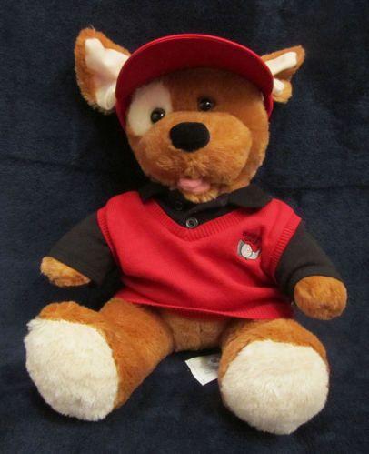 Build A Bear Golf Outfit