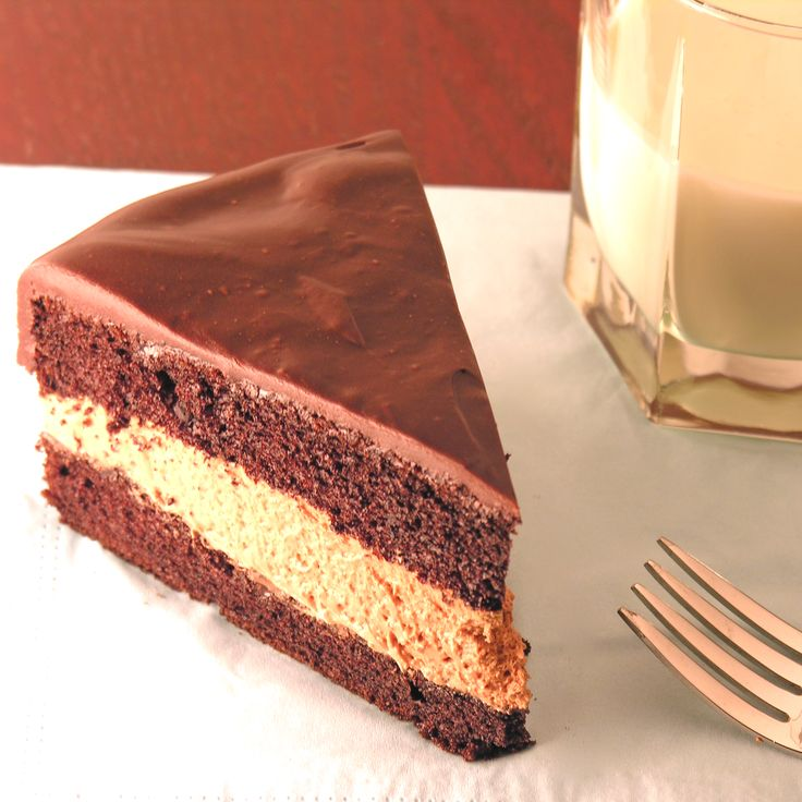 Chocolate mousse cake | Recipes | Pinterest