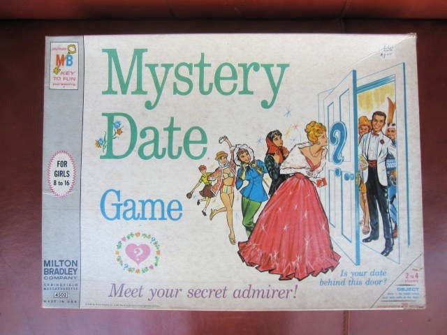 Mystery date game