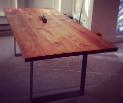 How To Build A Dining Room Table Snapguide