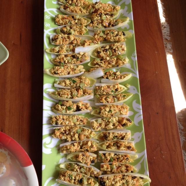 Curried Chicken Salads