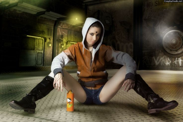 cosplay girl naked cosplay pinterest