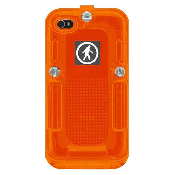 iphone 5 waterproof case orange. Black Bedroom Furniture Sets. Home Design Ideas