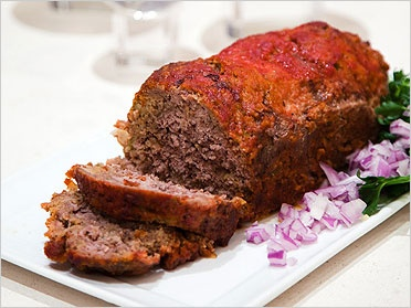 Bloody Mary Meatloaf by Colin Cowie | In the Kitchen | Pinterest