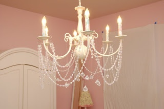 Make your own chandelier diy crafts pinterest for Build your own chandelier