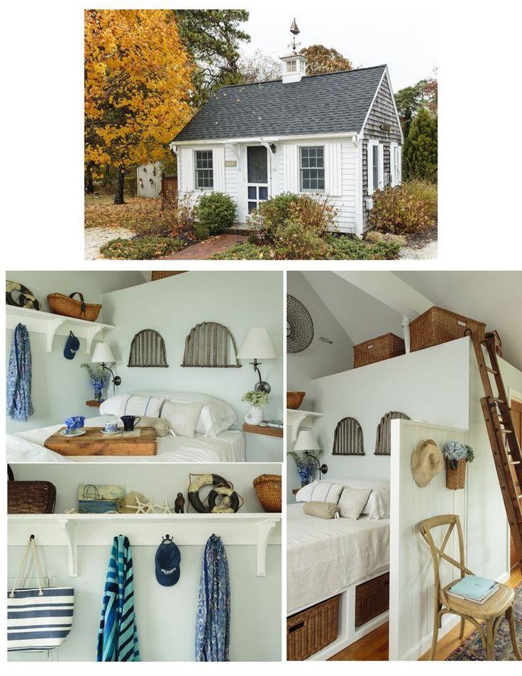 Small Cape Cod Cottage Guest Cottages Garden Sheds