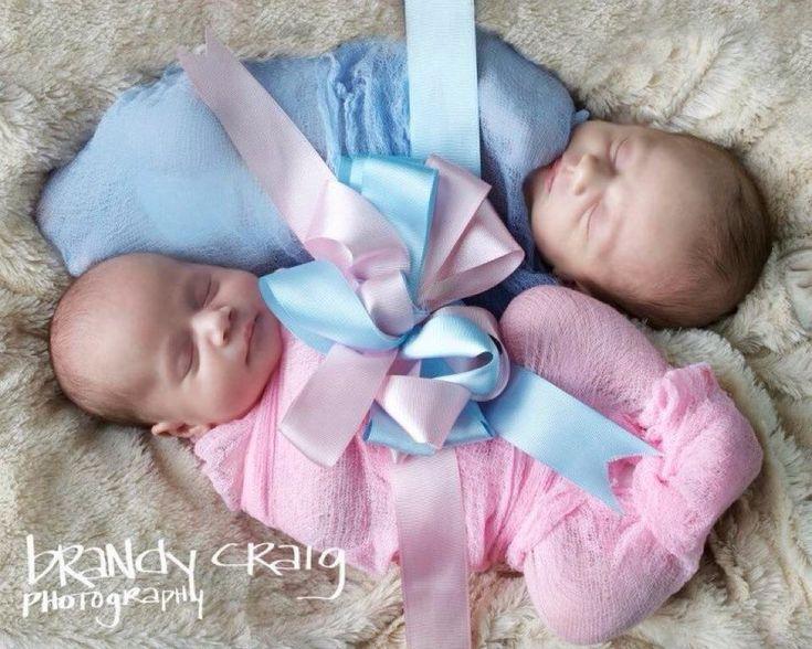 Newborn boy / girl twins photos | Photo ideas | Pinterest