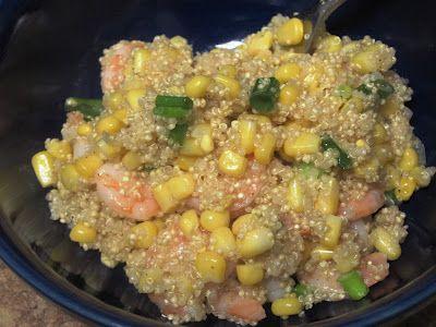 Lemony Quinoa | Veggies/Sides | Pinterest