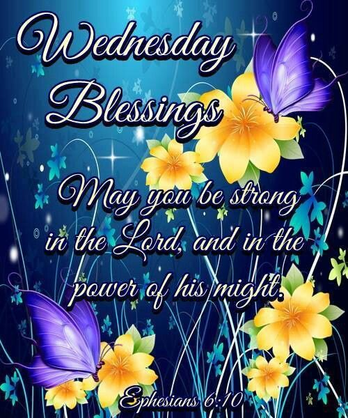 Wednesday Blessings Quotes. QuotesGram Blessed Wednesday