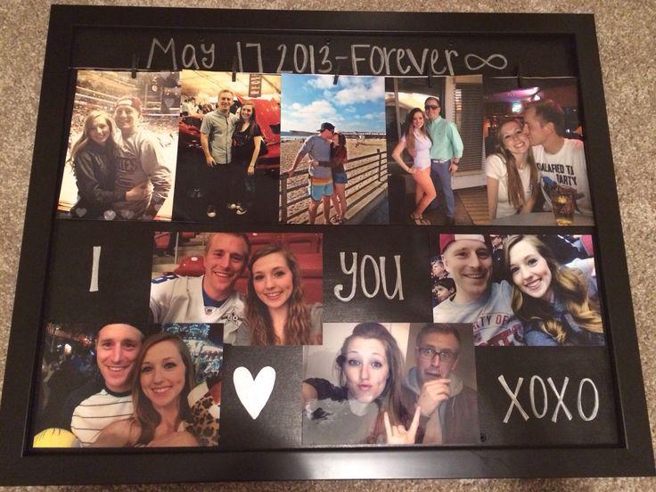 1st Anniversary Anniversary Photo Collage Anniversary