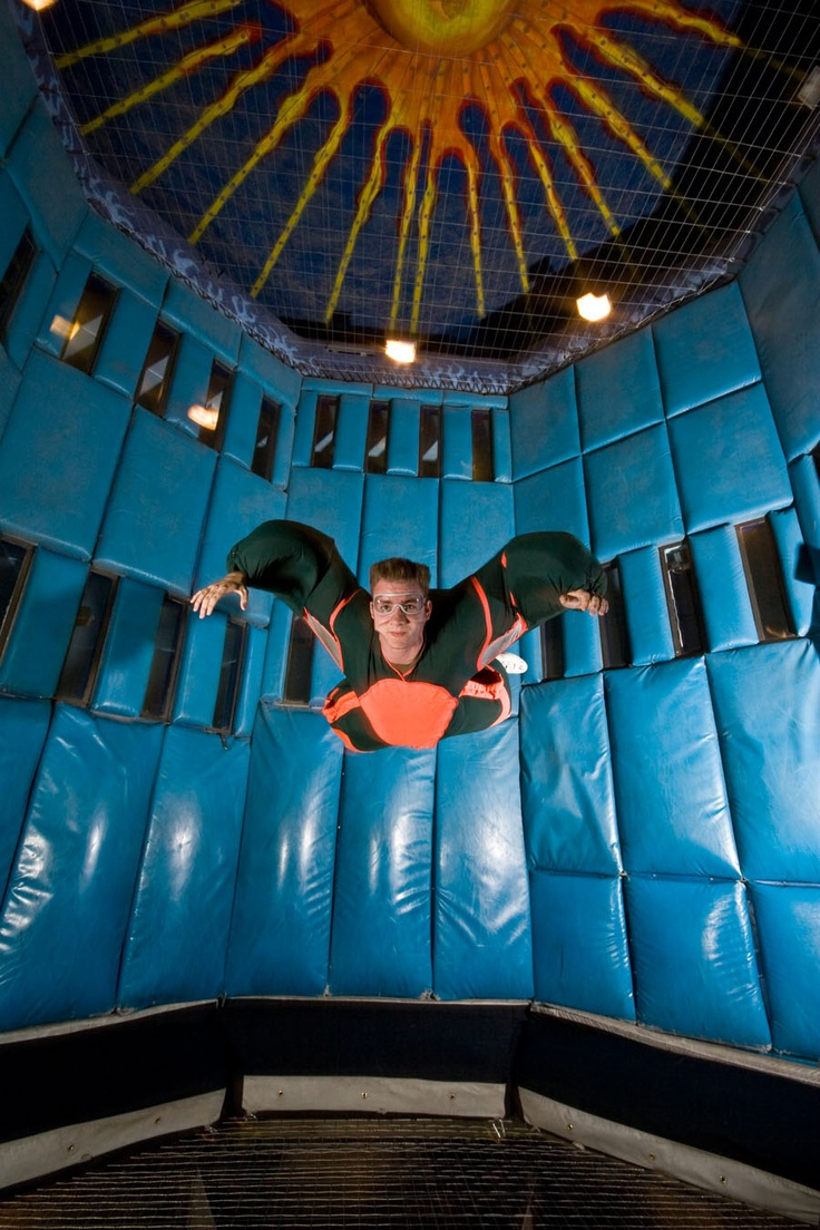 indoor skydiving in las vegas oh the places youll go