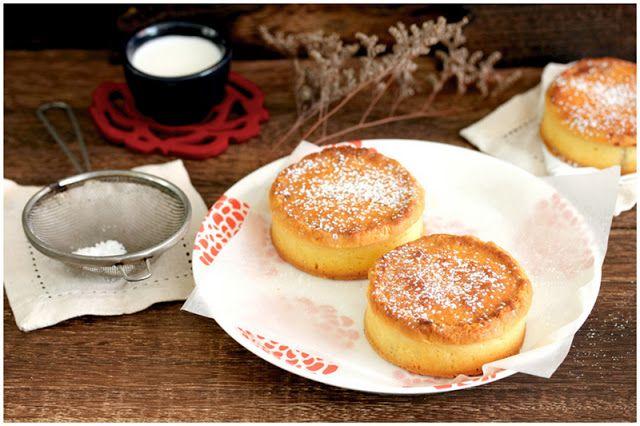 Cherry coconut bakewell tarts | Every Last Crumb | Pinterest
