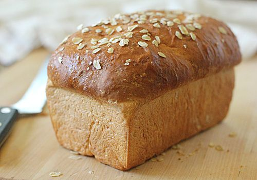 The Galley Gourmet: Oatmeal Honey Bread | Bread | Pinterest