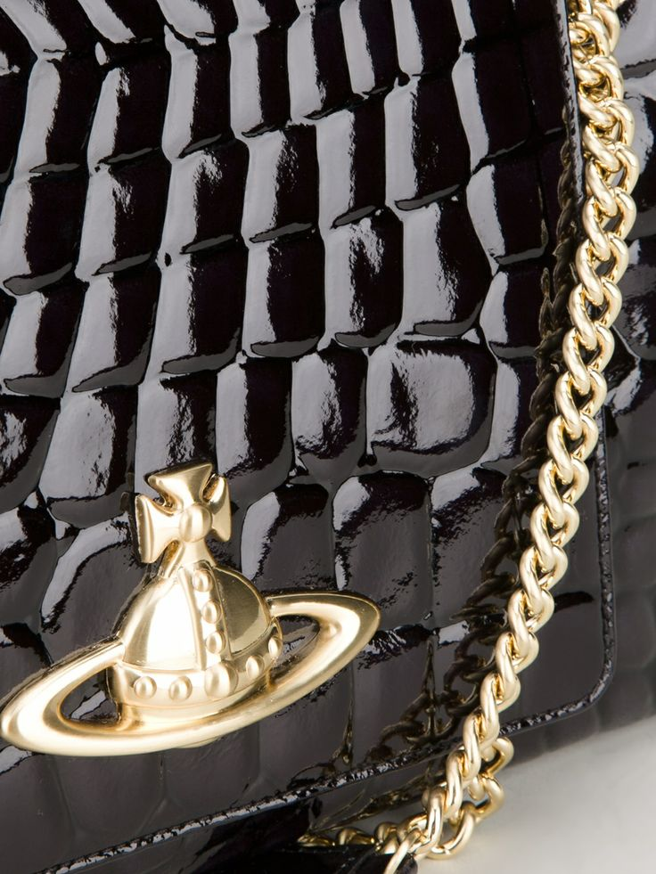 Vivienne Westwood Apollo Shoulder Bag 22