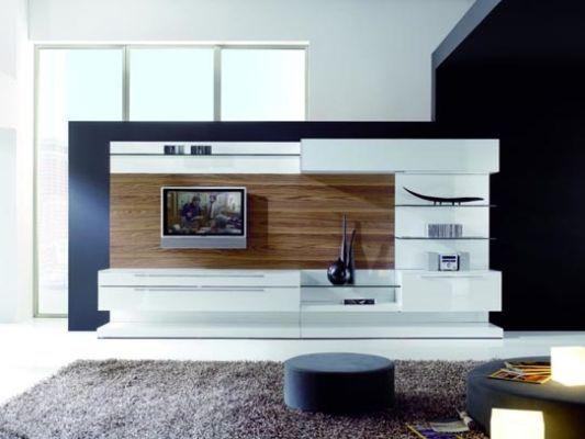 Boss contemporary wall unit ideas 533 400 entertainment center pinterest - Modern entertainment wall unit ...