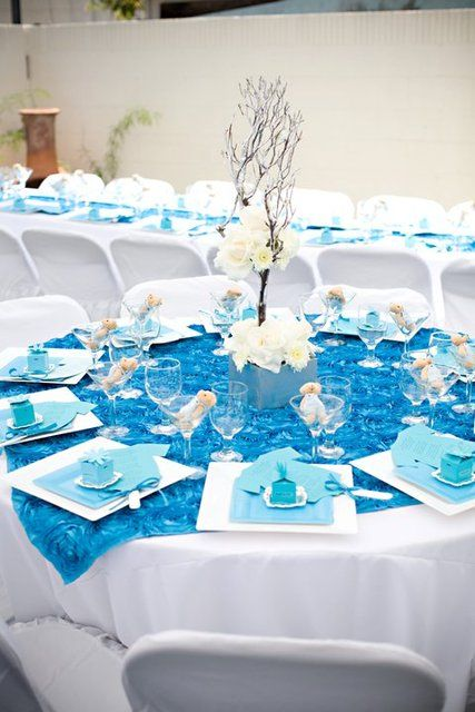 tiffany co baby shower party ideas photo 5 of 17 catch my party
