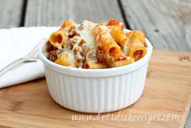 Italian Mac and Cheese | Recipe