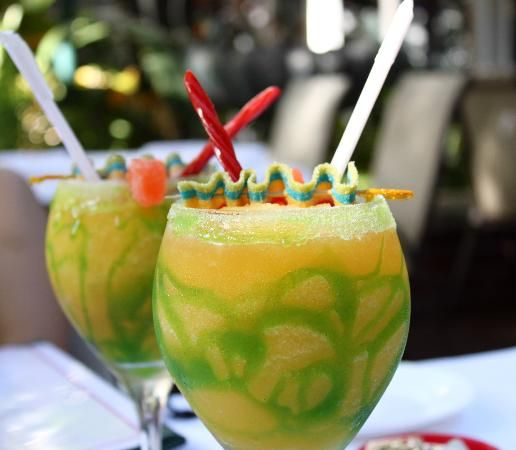 New York Pasta Garden: Key Lime Daiquiri | Restaurant Food | Pinterest