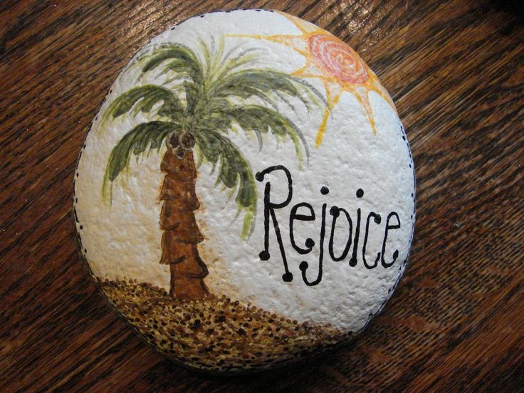 Painted garden rocks rock painting crafty and cool - Painting rocks for garden ...