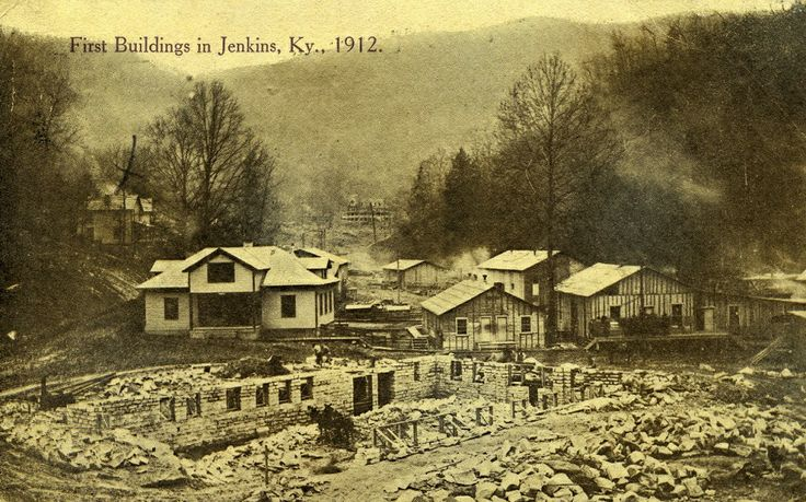 Jenkins, Kentucky (191...