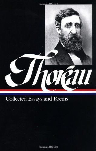 d essay henry thoreau