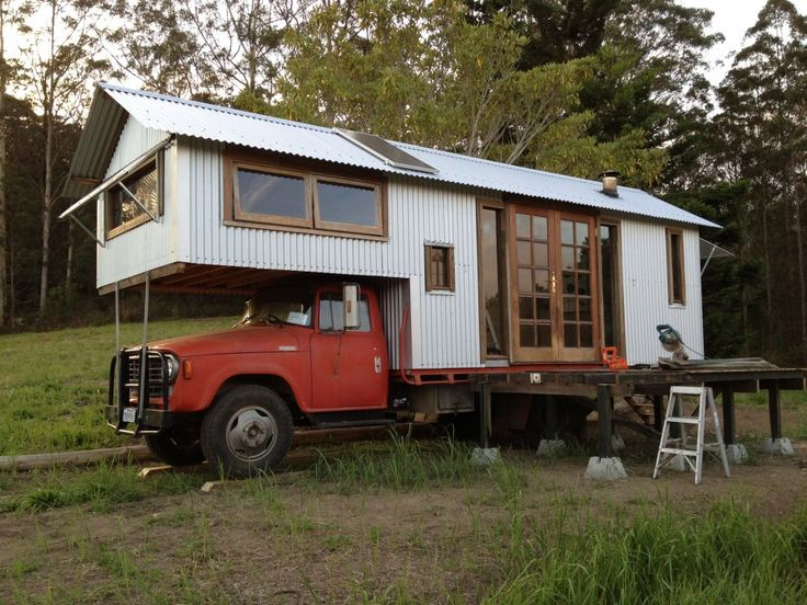 studio trucks tiny houses Pinterest