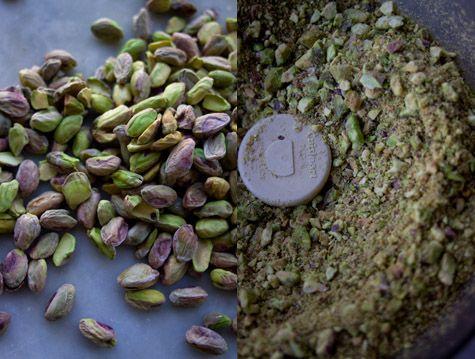 Pistachio Biscotti Recipe- totes making this with my UAE pistachios!