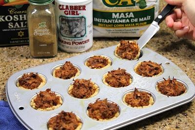Tamale Bites | Recipe