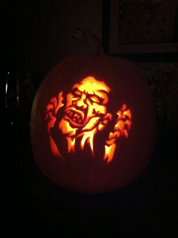 Pumpkin Carving Ideas Halloween Decor Pinterest