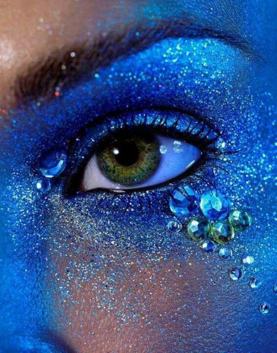 pin the blue eye - photo #35