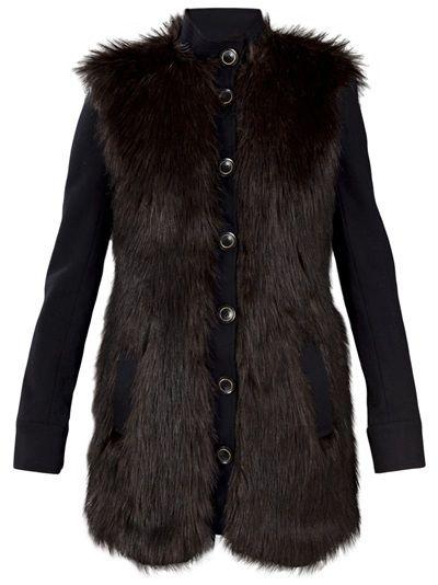 valentino fur jacket