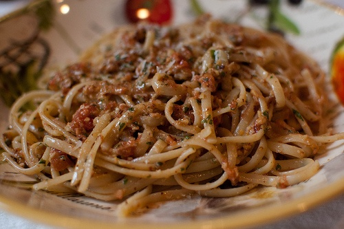 linguine with tomato almond pesto | rabbit food | Pinterest