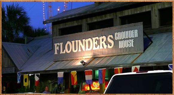 flounders pensacola memorial day weekend
