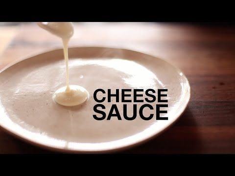 Cheddar Cheese Sauce Recipe | Saucy :-* | Pinterest