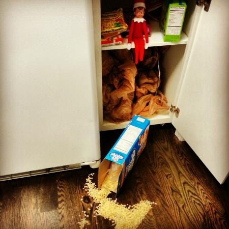 photos in our Elf on the Shelf Photo Contest or submit your own elf ...