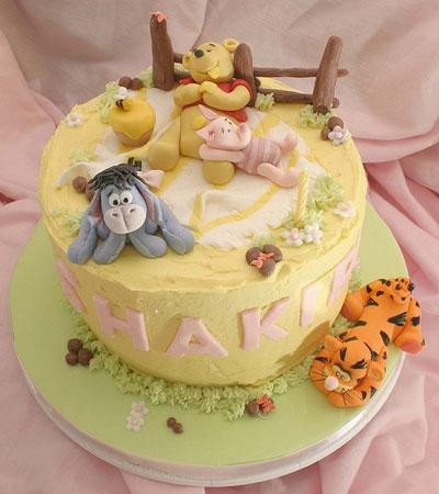 winnie the pooh baby shower cake baby shower ideas pinterest