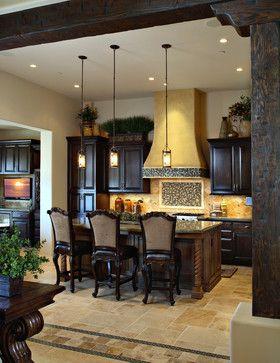 Traditional kitchen phoenix by linda seeger interior design