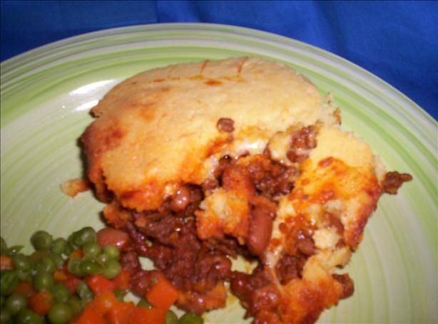 Chili Cornbread Casserole | Recipe