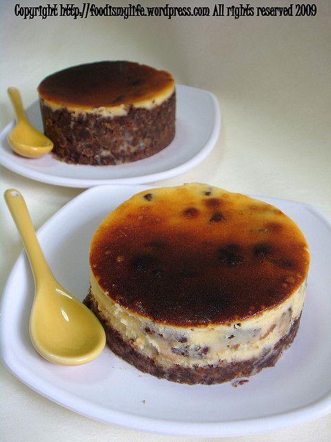 Brownie Mosaic Cheesecake   Foodie Baker: Sweets & Desserts   Pintere ...