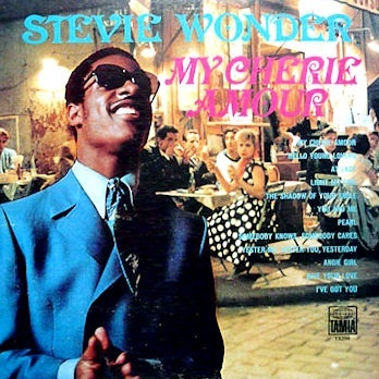 Stevie Wonder My Cherie Amour I Dont Know Why