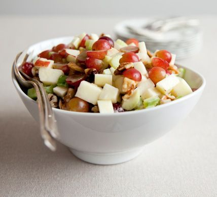 Apple Waldorf Salad. Check out ALDI on Facebook for more info.