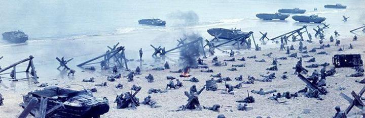 d-day landings ww2