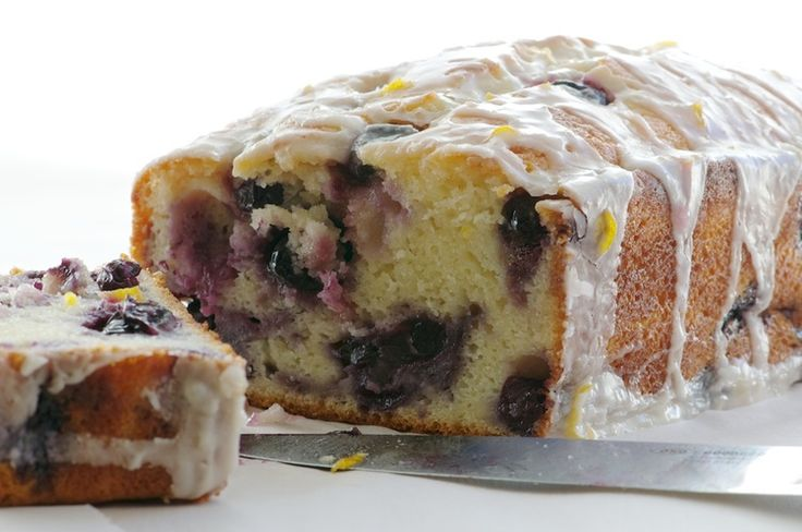 Blueberry Lemon Yogurt Cake - made this coffee cake or cake a couple ...