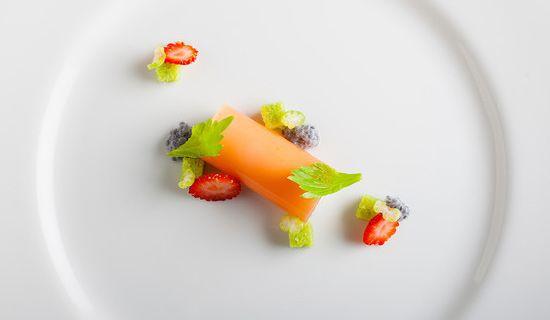 The Art of Plating: Designing a Dessert